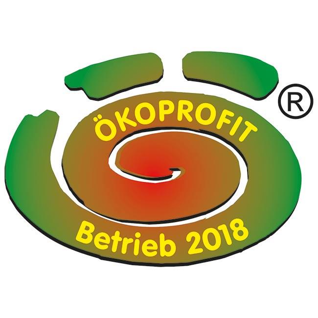 Ökoprofit Betrieb 2018