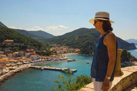 Parga in Griechenland