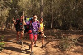 Menorca-Wanderung